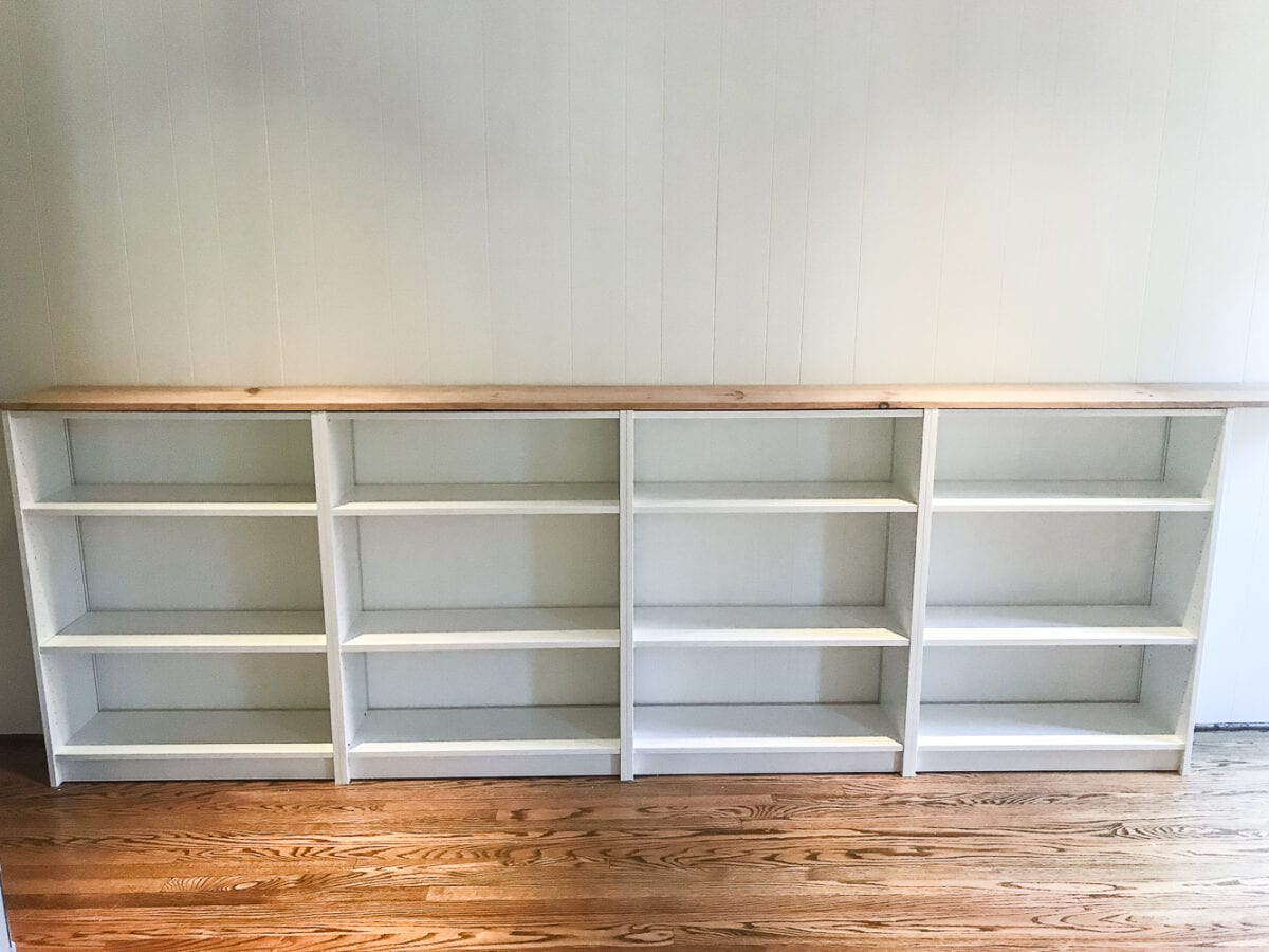 door build secret bookcase