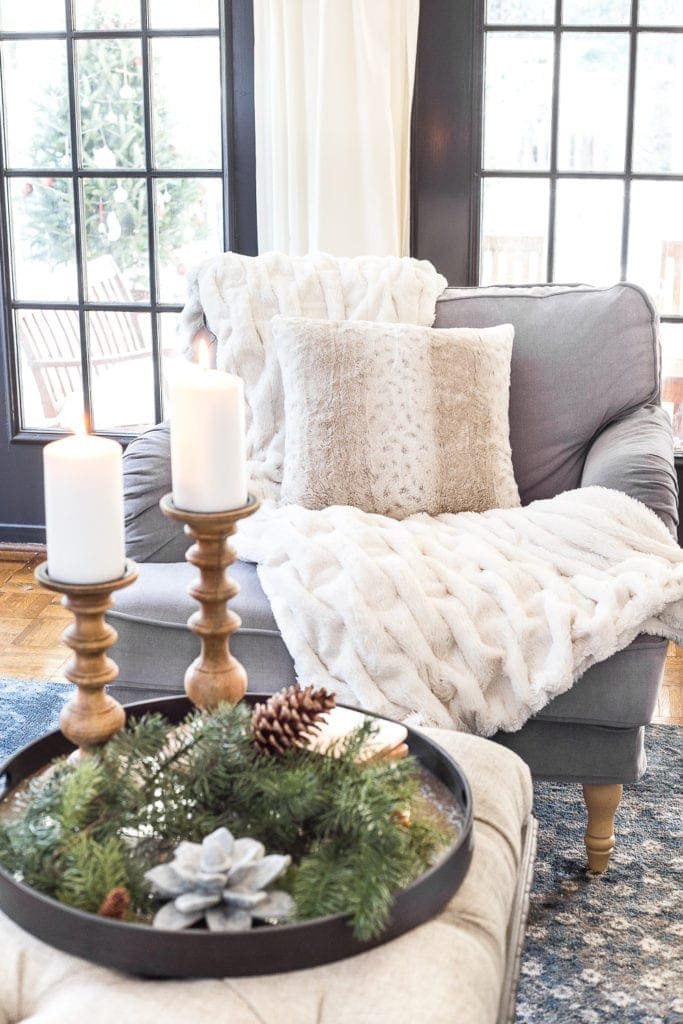 6 Ways to Make Your Home Feel Cozy After Christmas   blesserhouse.com - 6 surefire ways to decorate your home feel cozy after Christmas during the cold winter months using proven methods from the Hygge lifestyle. #winterdecor #cozydecor #afterchristmas #hygge