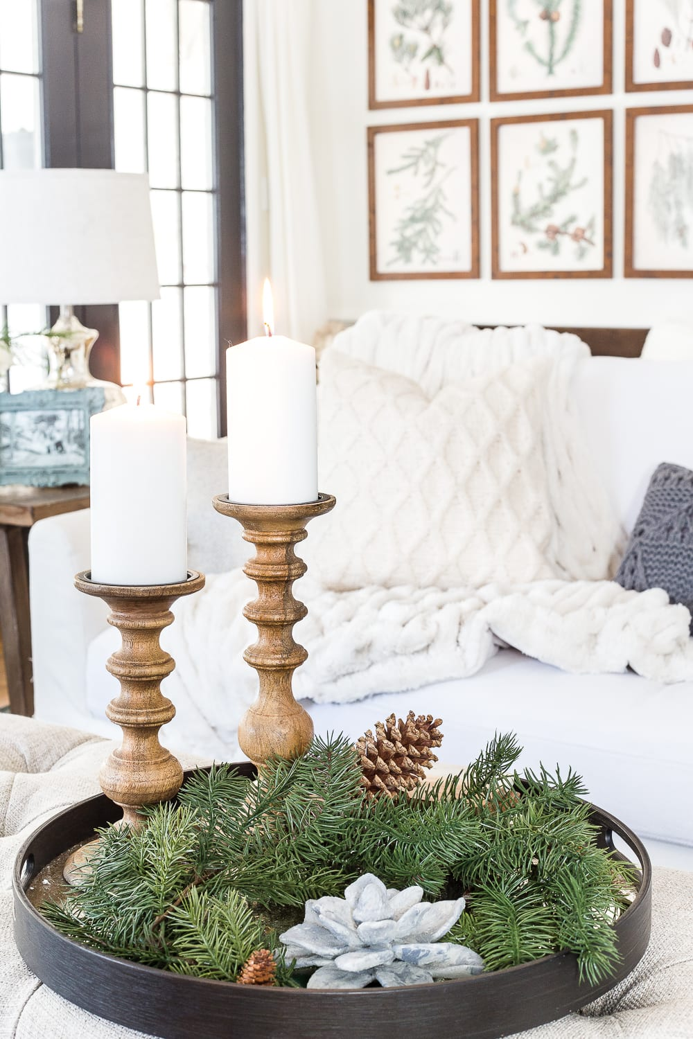 how to make living room cozy