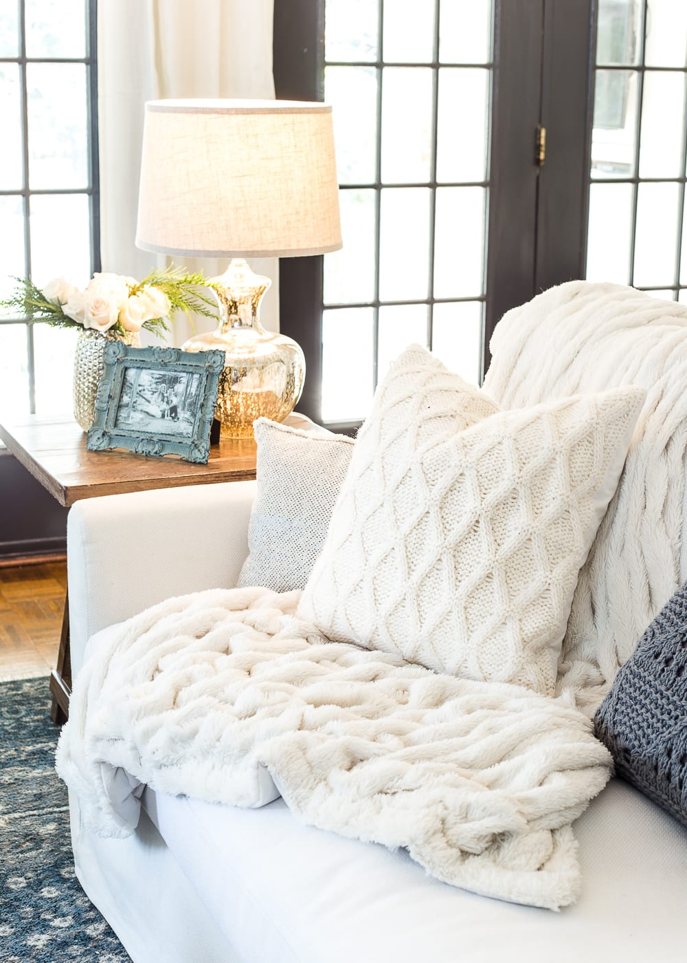 6 Ways to Make Your Home Cozy After Christmas - Bless\'er House