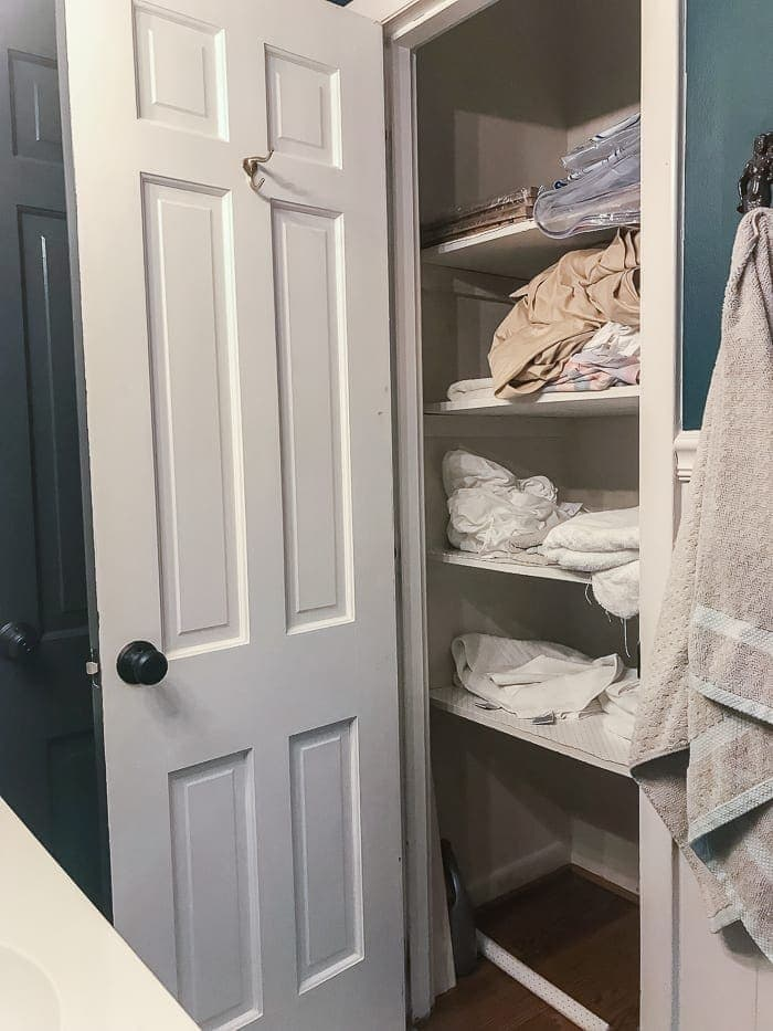 Linen Closet Organization Makeover | Blesserhouse.com   7 Tips For Perfect Linen  Closet Organization