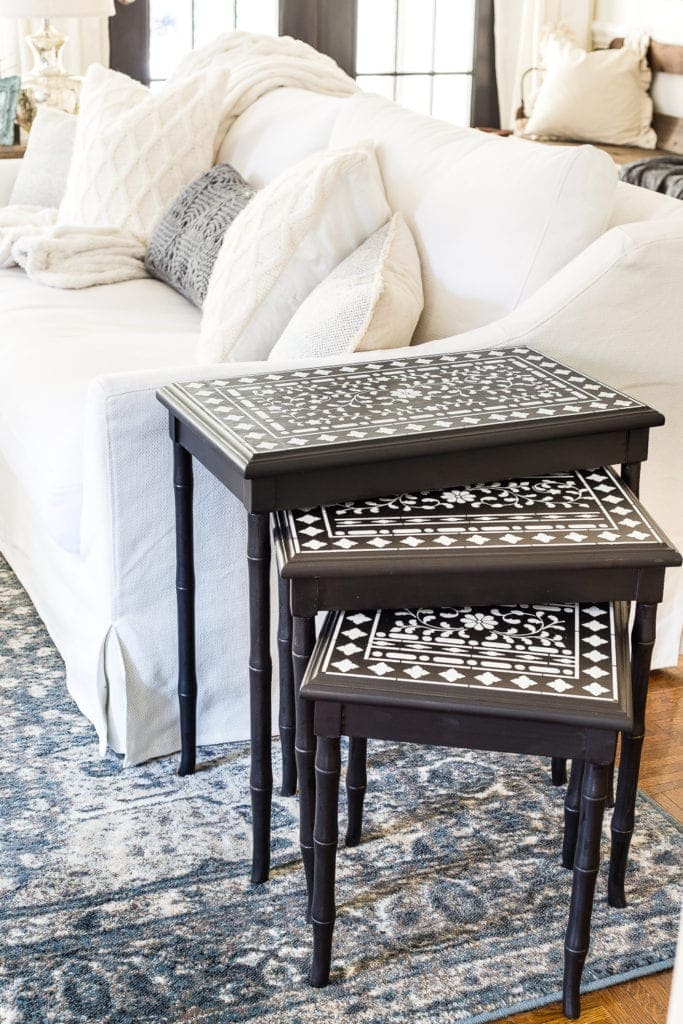 must-have thrift store staple : old end tables