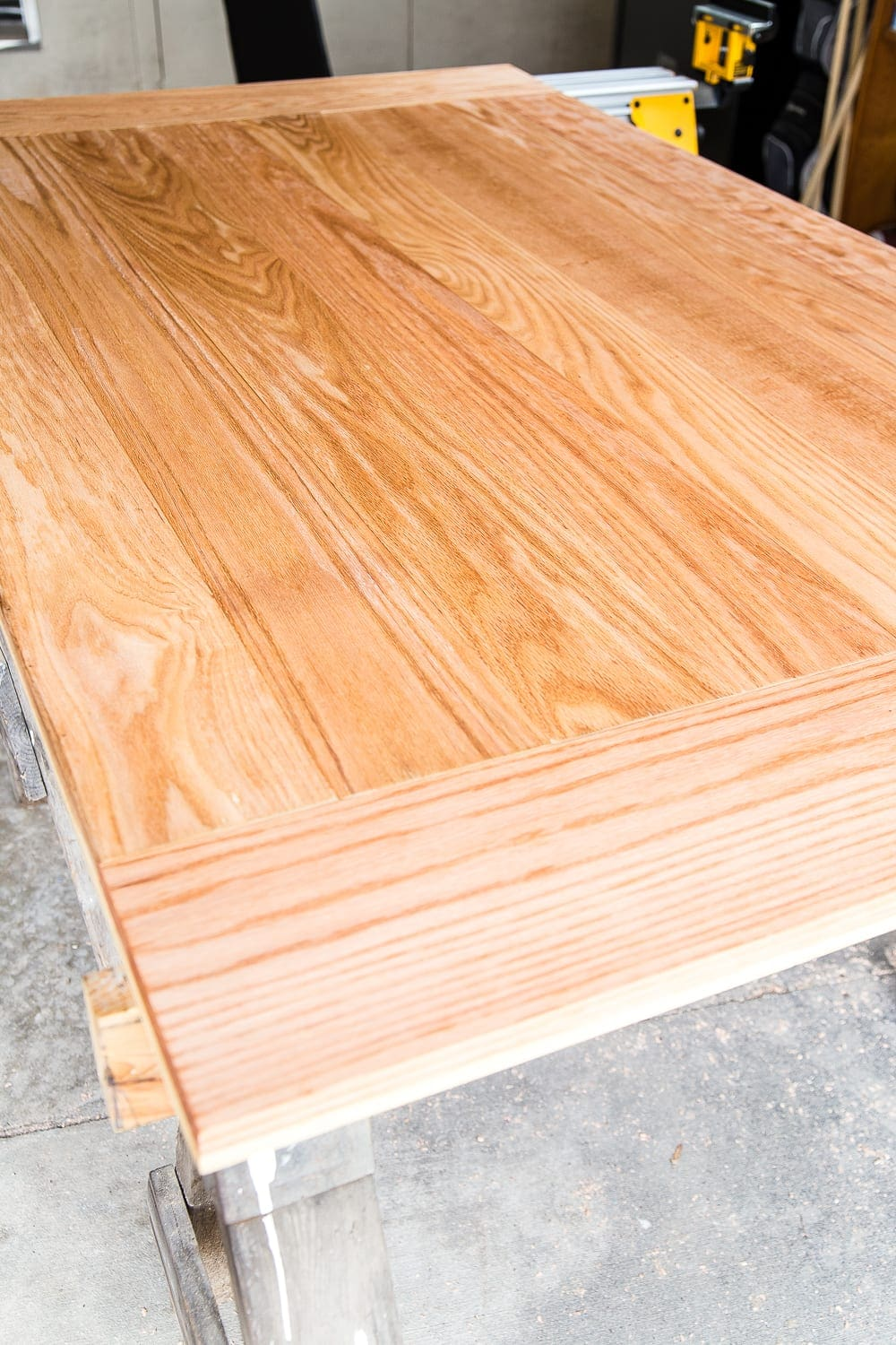 Diy Retroed Dining Table Top Bless Er House