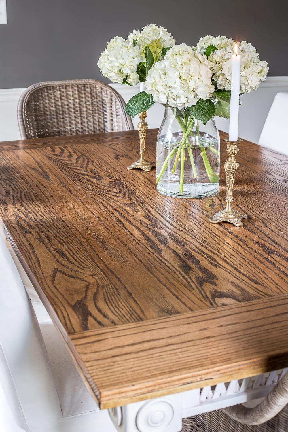 Dining table top Revolving Tutorial For How To Build Retrofitted Table Top To Fit Over Any Existing Table Blesser House Diy Retrofitted Dining Table Top Blesser House