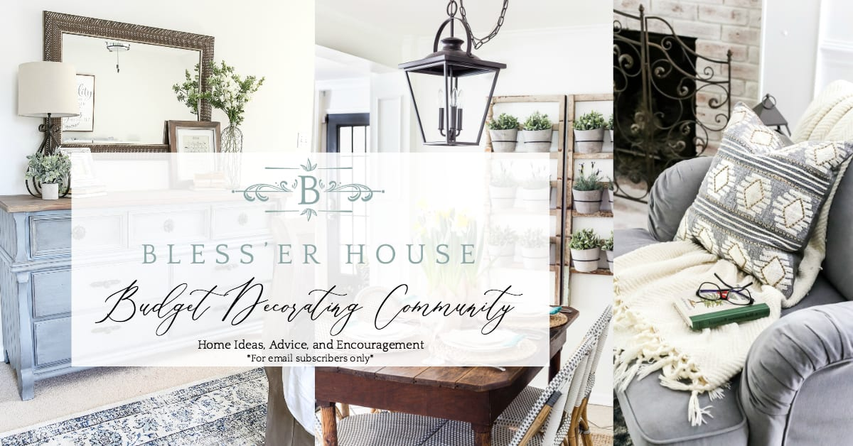 Bless\'er House Budget Decorating Community - Bless\'er House