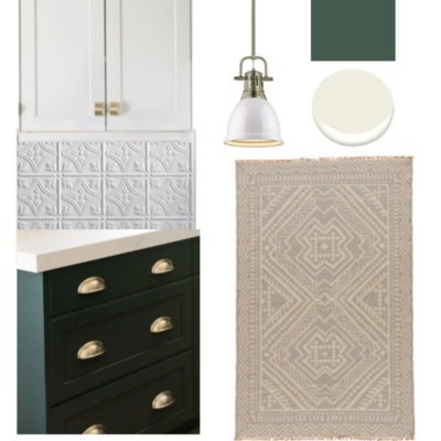 How to Make a Mood Board for a Room Design and Kitchen Refresh Plans