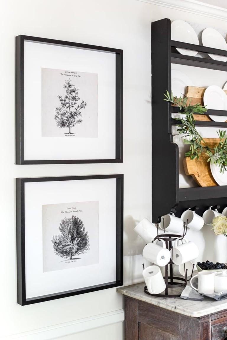 Arbor Art Printable Set