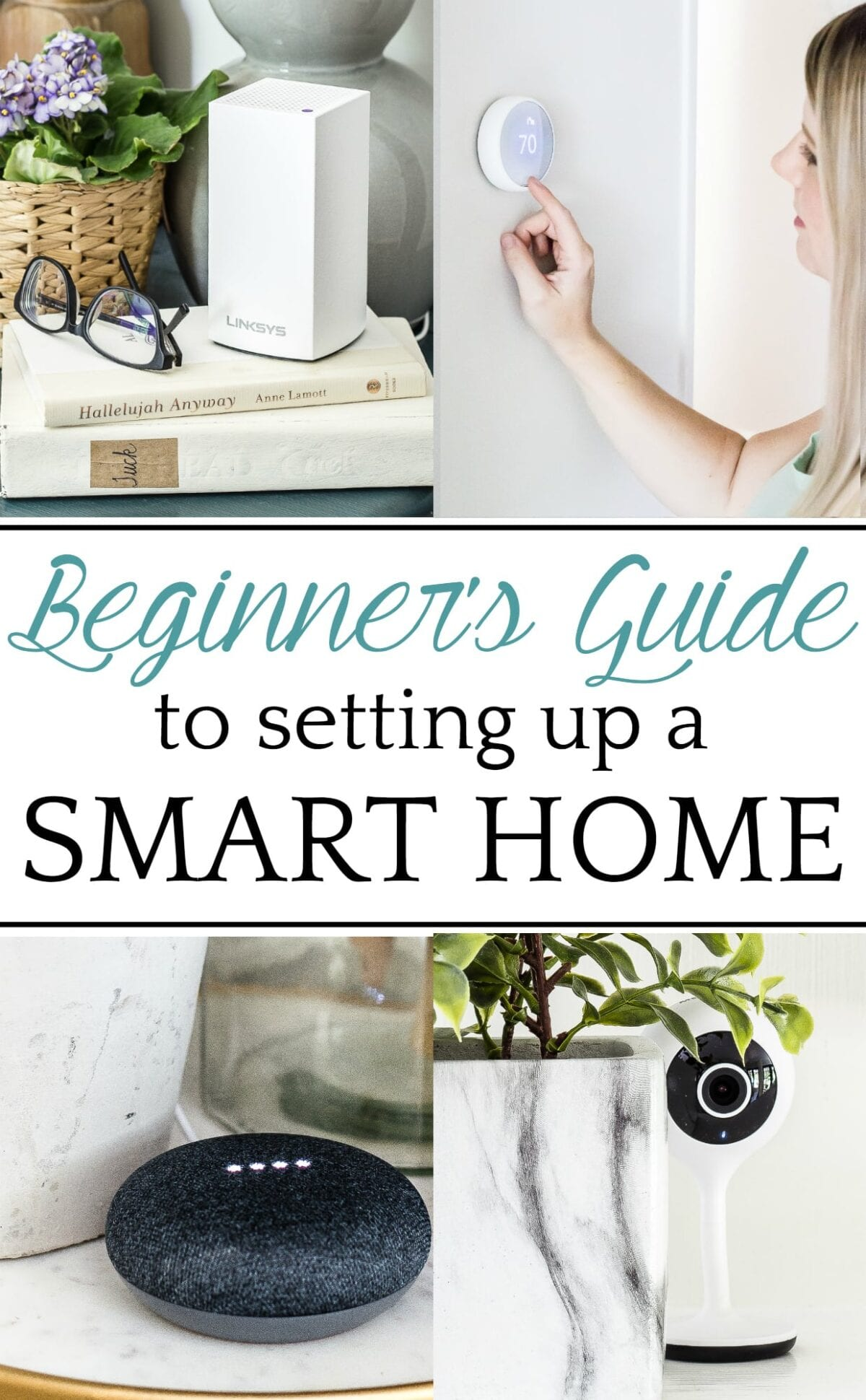 The beginner's guide to setting up a smart home in 6 steps and how to pull it off for under $500.