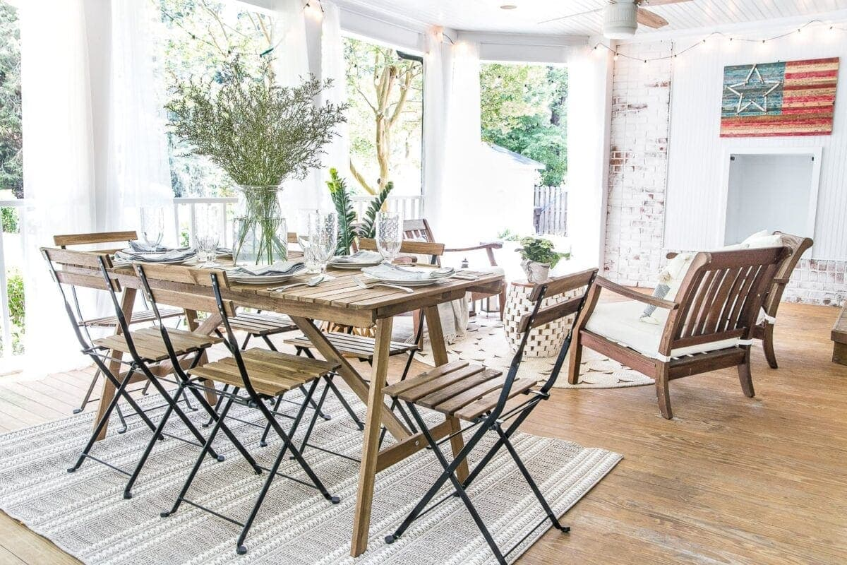 House Project Resolutions 2019 | Back Porch