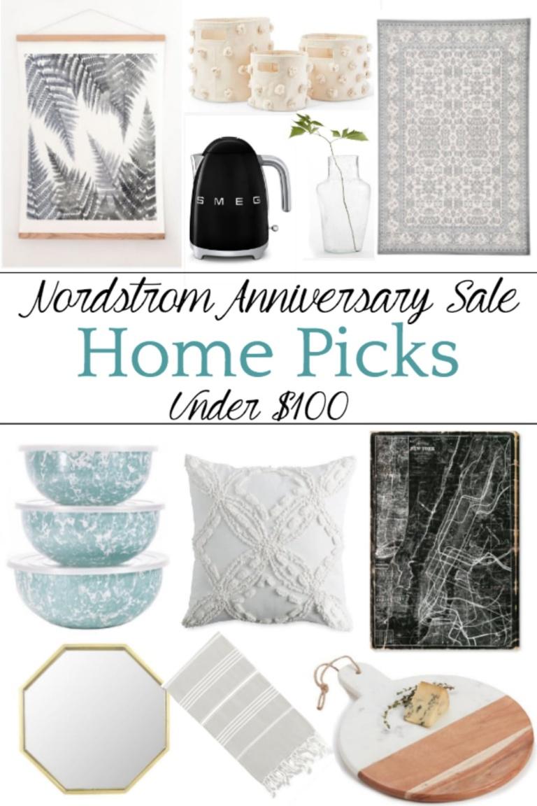 Nordstrom Anniversary Sale Home Picks Under $100