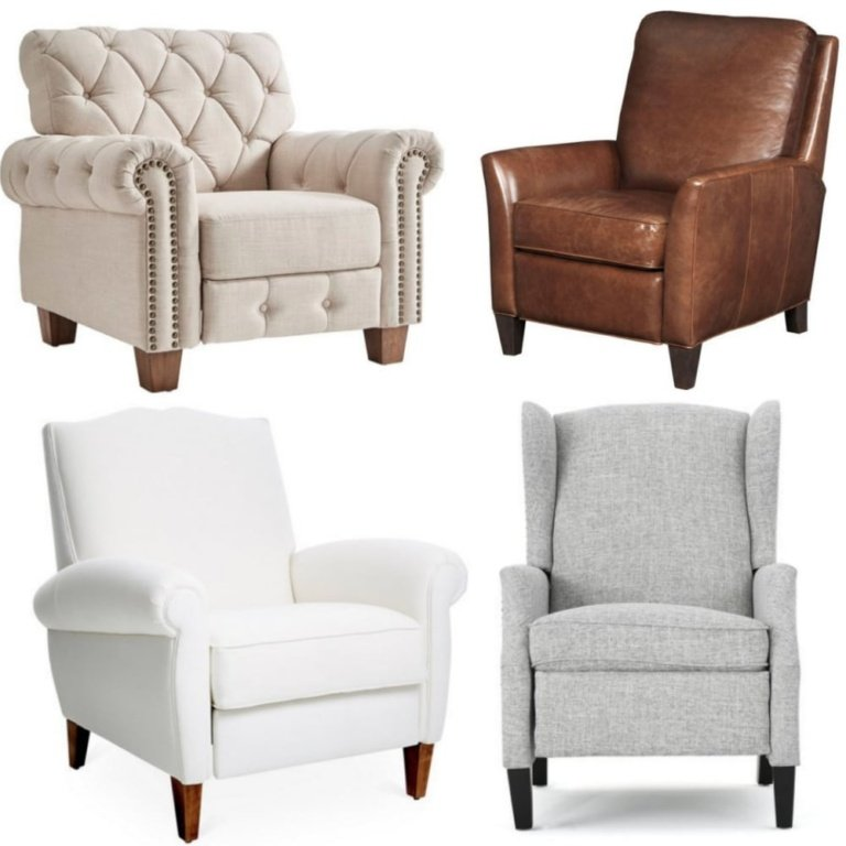 Stylish Recliners for a Budget
