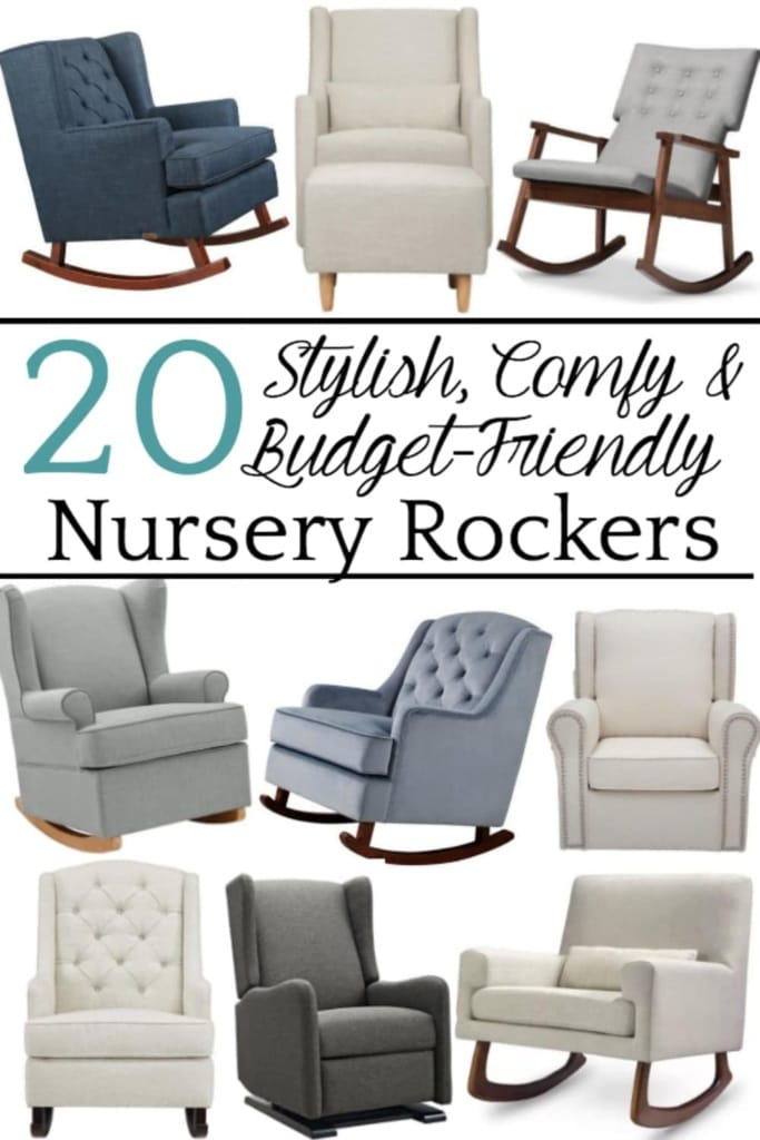 20 Stylish Budget Friendly Nursery Gliders Bless Er House