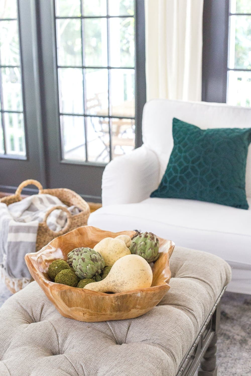 Money Saving Decorating Tips For Adding Coziness And Texture To A Space For  Fall Decor