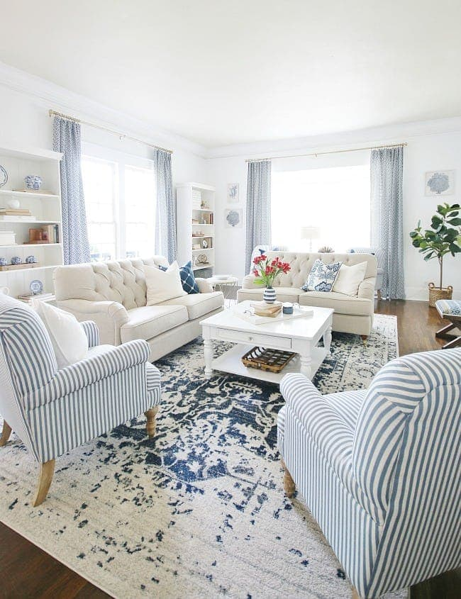 Common decorating mistakes : not listening to your home's own style