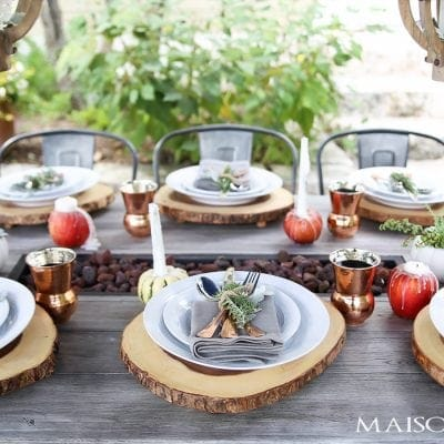 5 Thrifty Fall Decorating Ideas