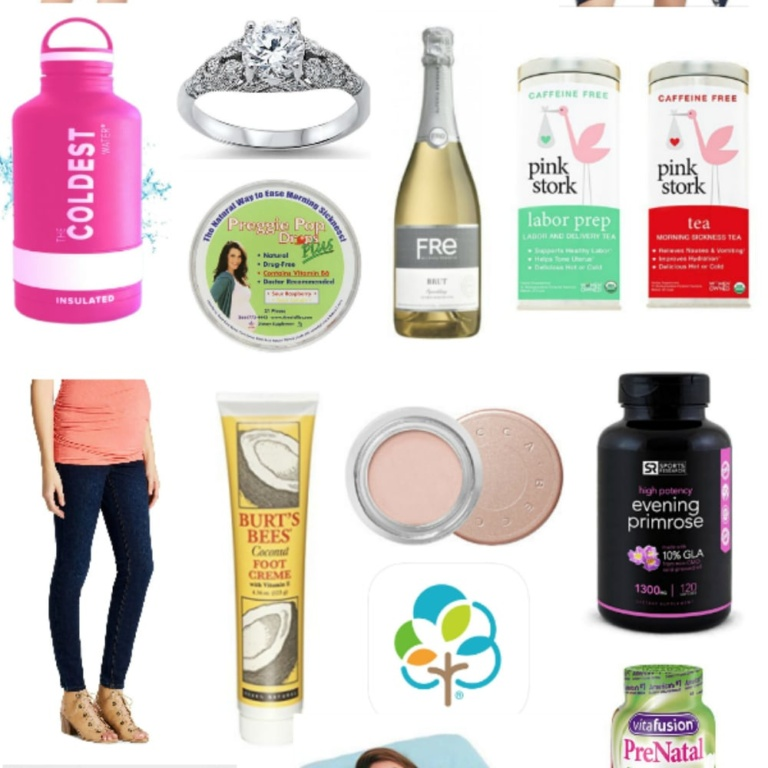 My Maternity Must-Have Essentials