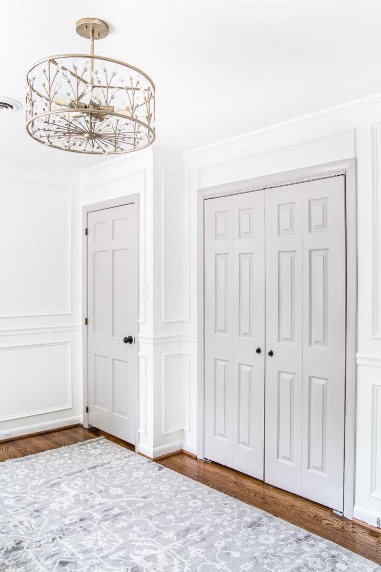 How to Paint Interior Doors