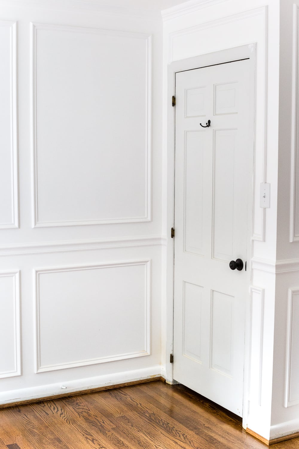 How To Paint Interior Doors Blesser House