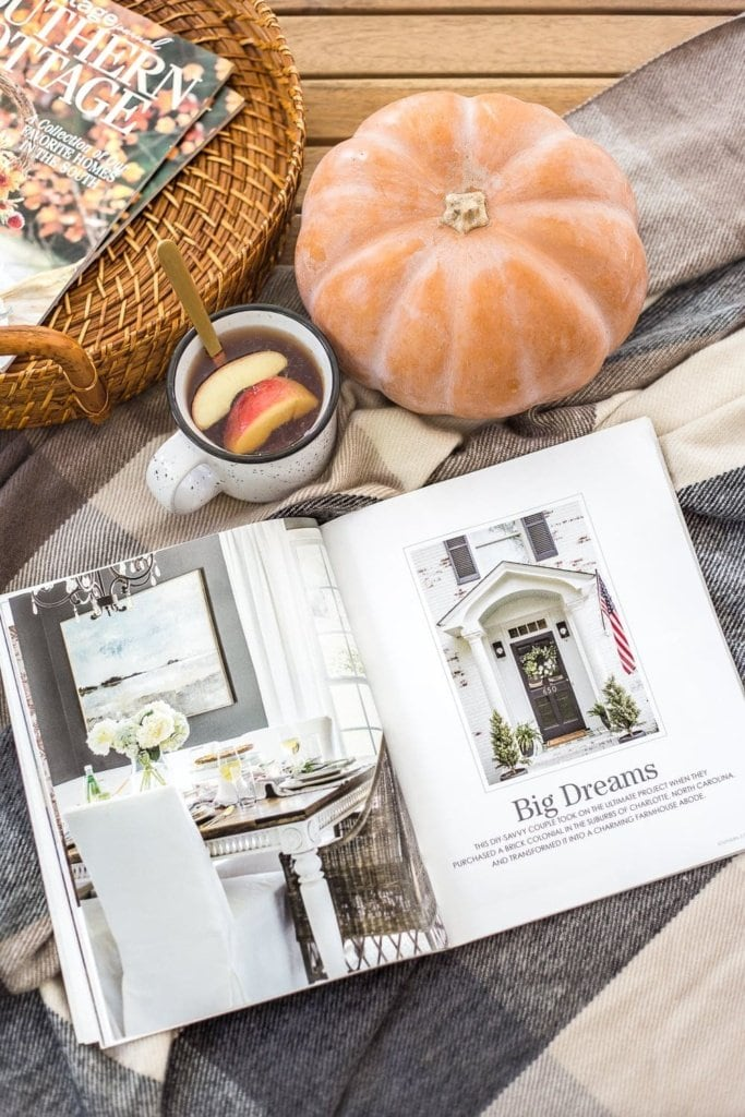 Southern Cottage Magazine Spread - Bless'er House