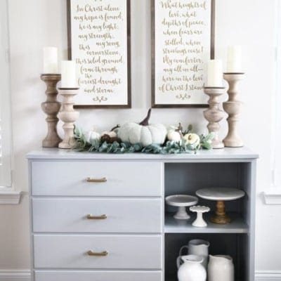 5 Ways to Organize with Thrifted Finds