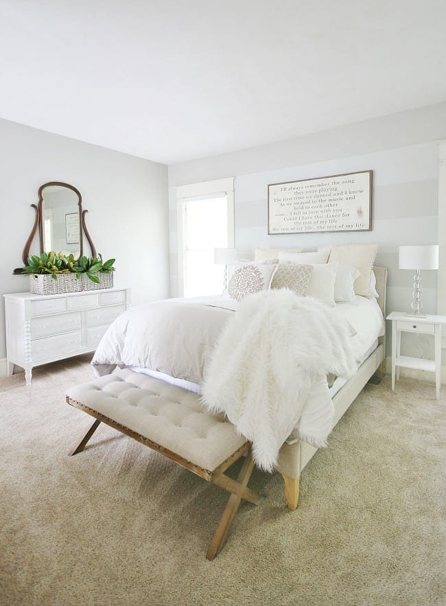 Common decorating mistakes : not using greenery