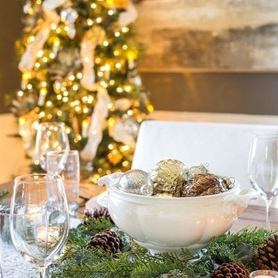 24 Thrifty Designer Christmas Decorating Ideas