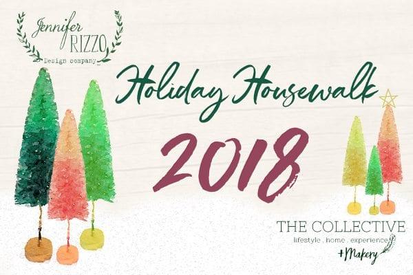 Holiday Housewalk 2018 - Bless'er House