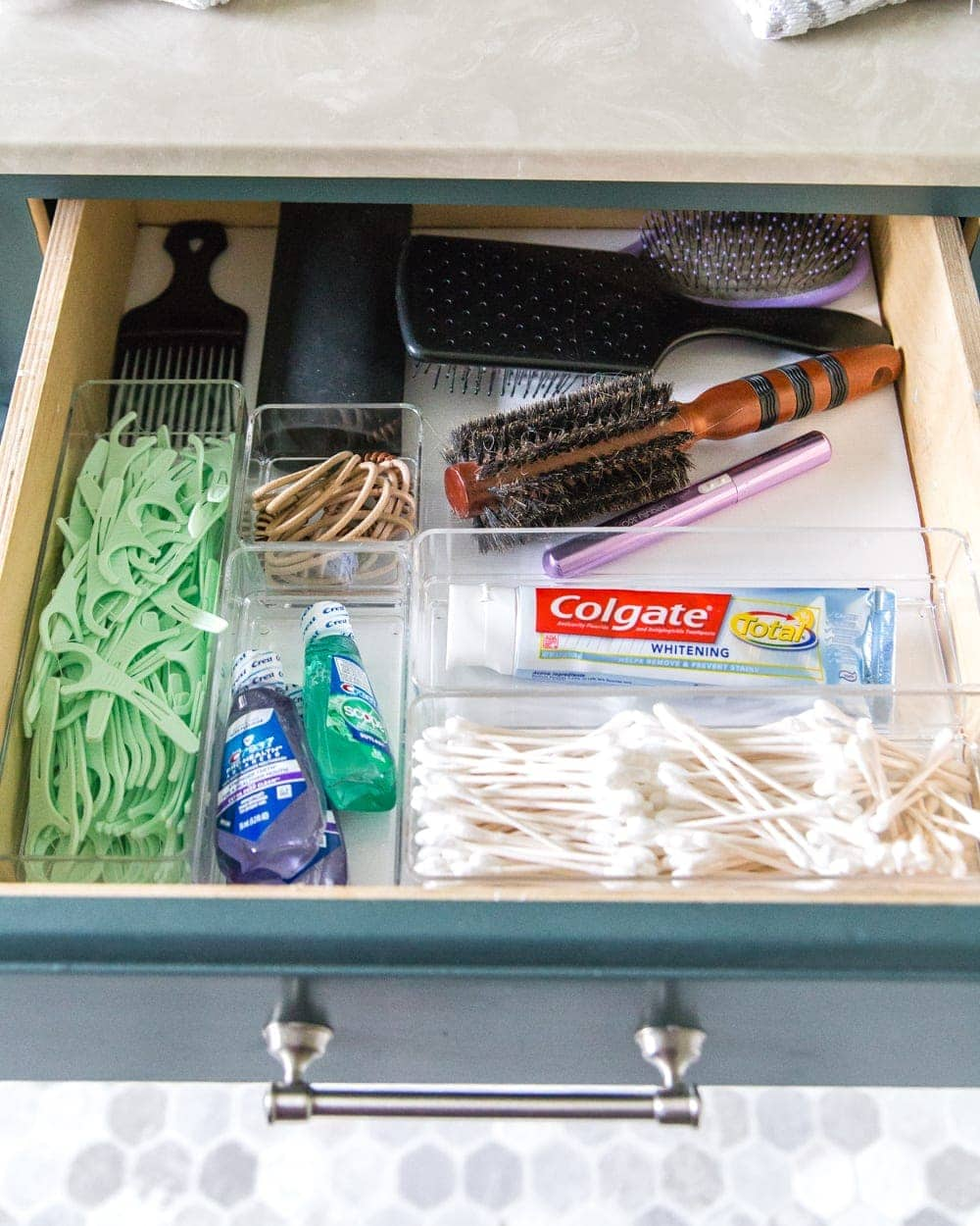 How To Organize A Bathroom Vanity In 6 Quick Steps Bless Er House