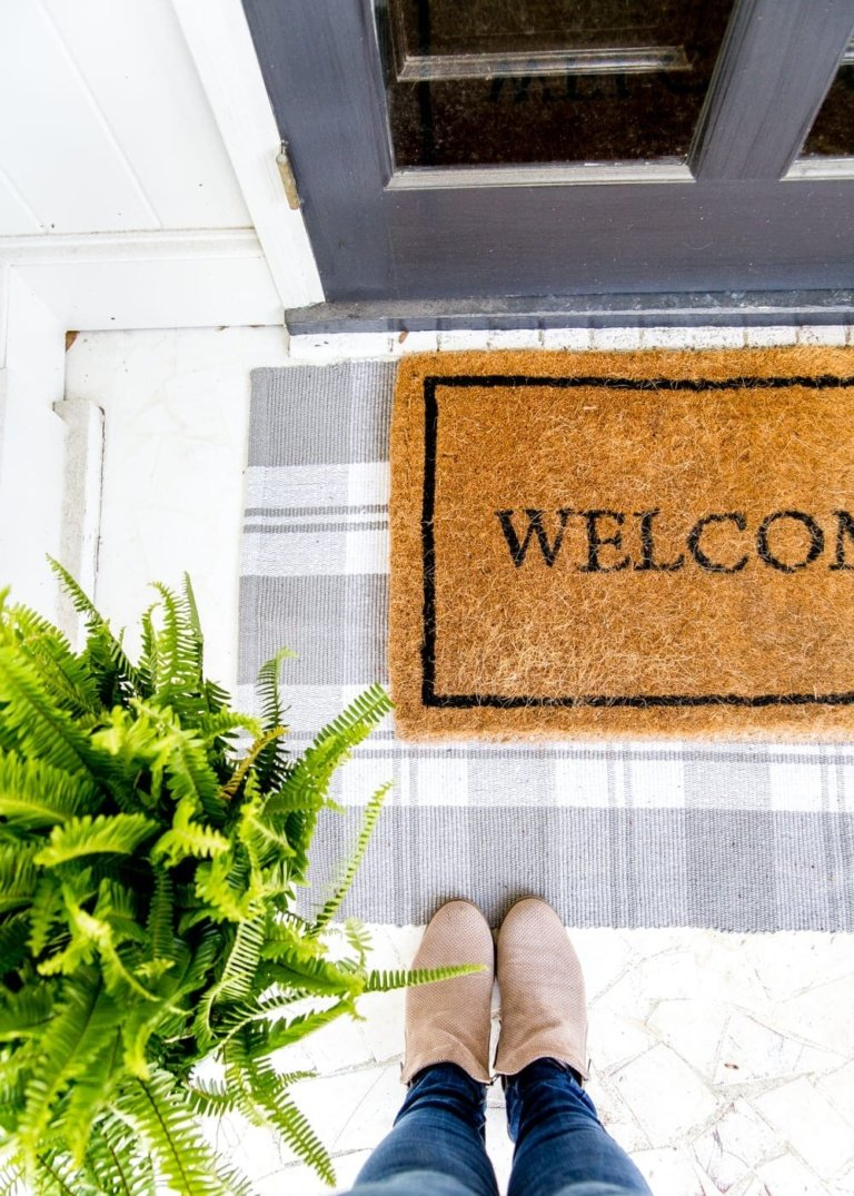 6 Ways to Refresh Your Front Porch for Spring