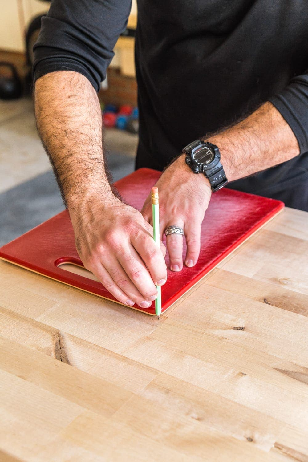 DIY Cutting Boards from Scrap Wood | How to make your own basic DIY cutting boards using scrap wood you already have in your stash to repurpose in your kitchen or give away as homemade gifts.