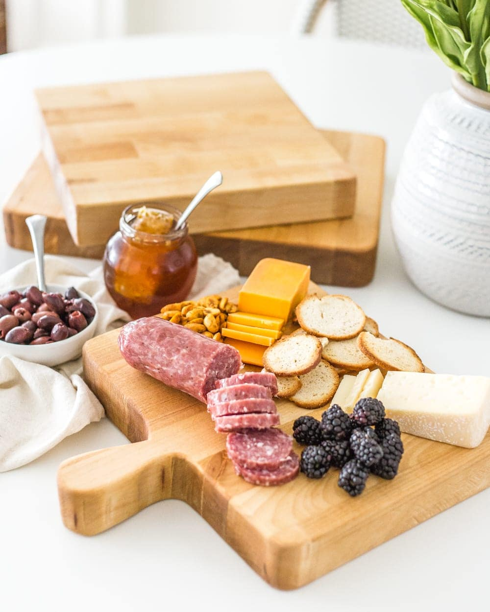 Diy Cutting Boards From Scrap Wood Bless Er House