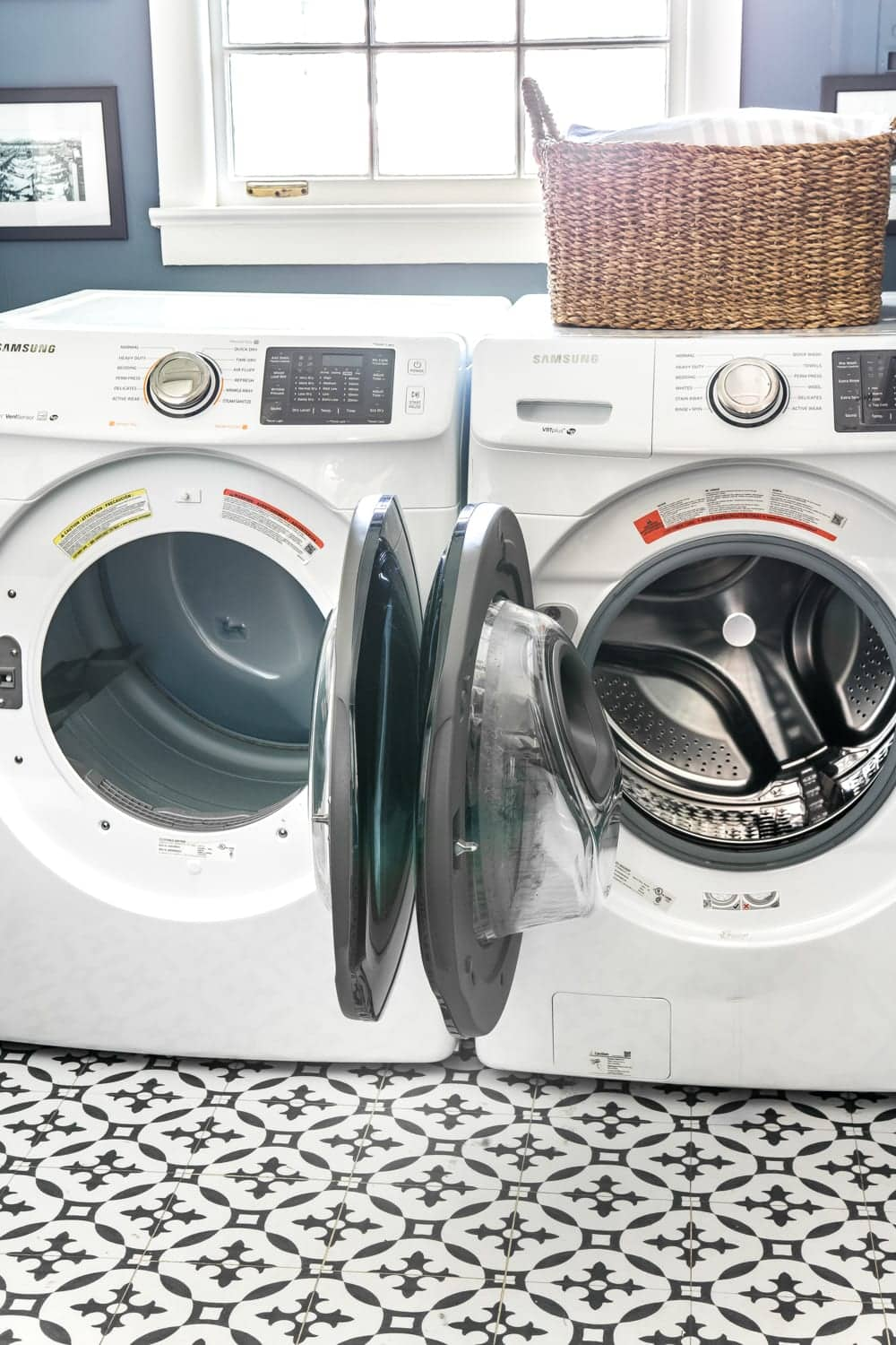 How To Cross Washer And Dryer Connectors Bless Er House