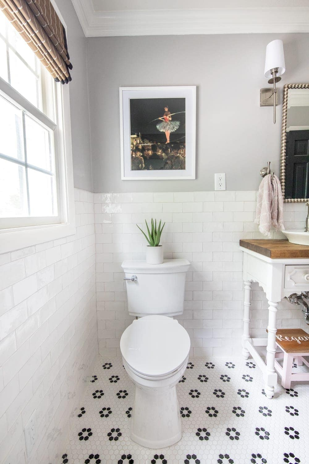 Girls Bathroom Decor Details And Sources Bless Er House