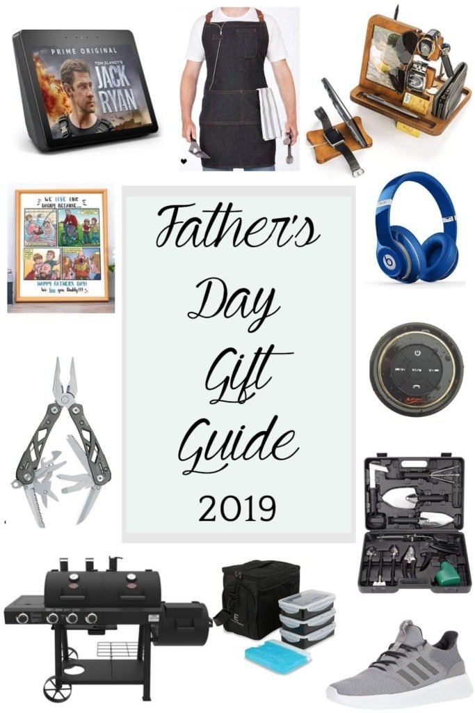 Father's Day Gift Guide 2019 | 30 of the most highly rated Father's Day gift ideas for dads who are sentimental, practical, athletes, cooks, gardeners, and techies.