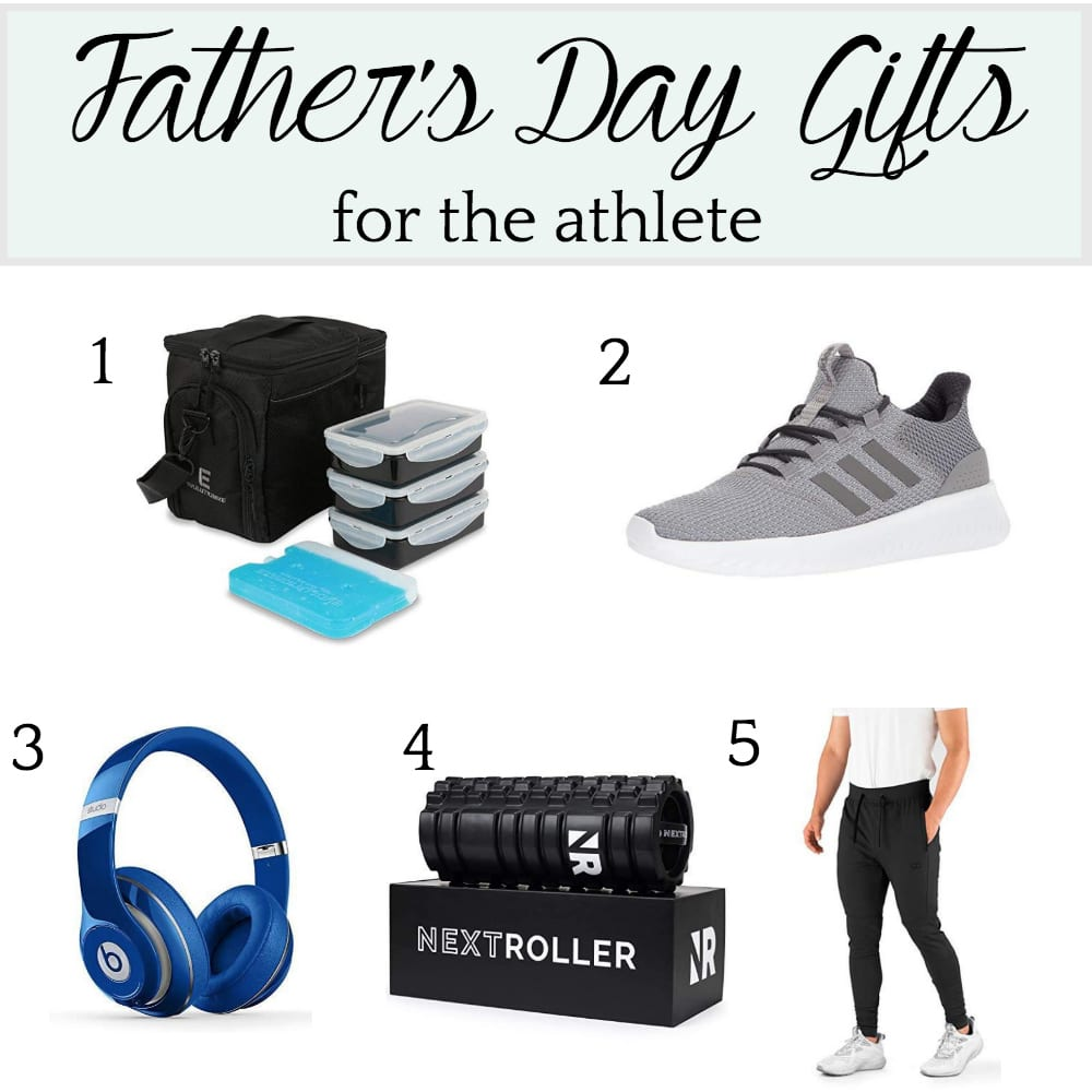 Father's Day Gift Ideas for the Athlete
