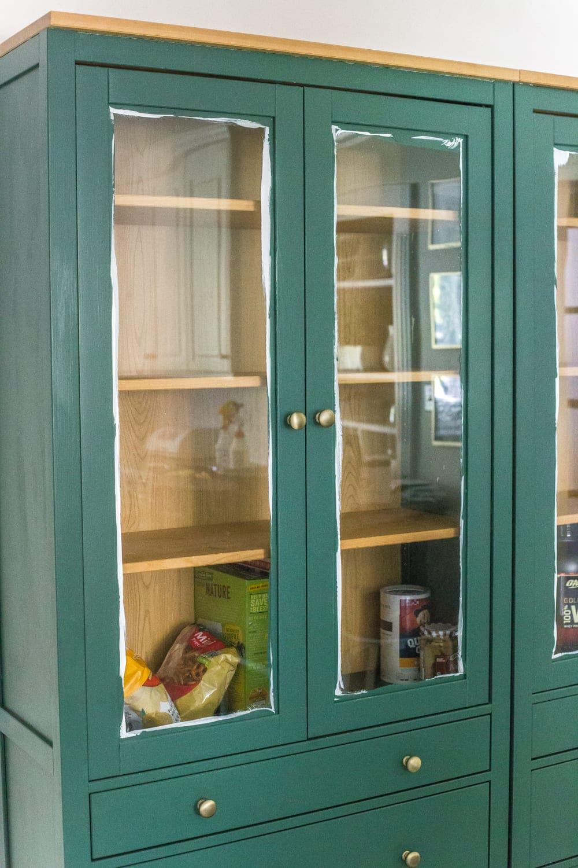 DIY IKEA Hemnes Pantry Cabinet - Bless'er House