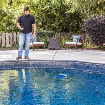 Our New Must-Have Pool Maintenance Tool & Giveaway