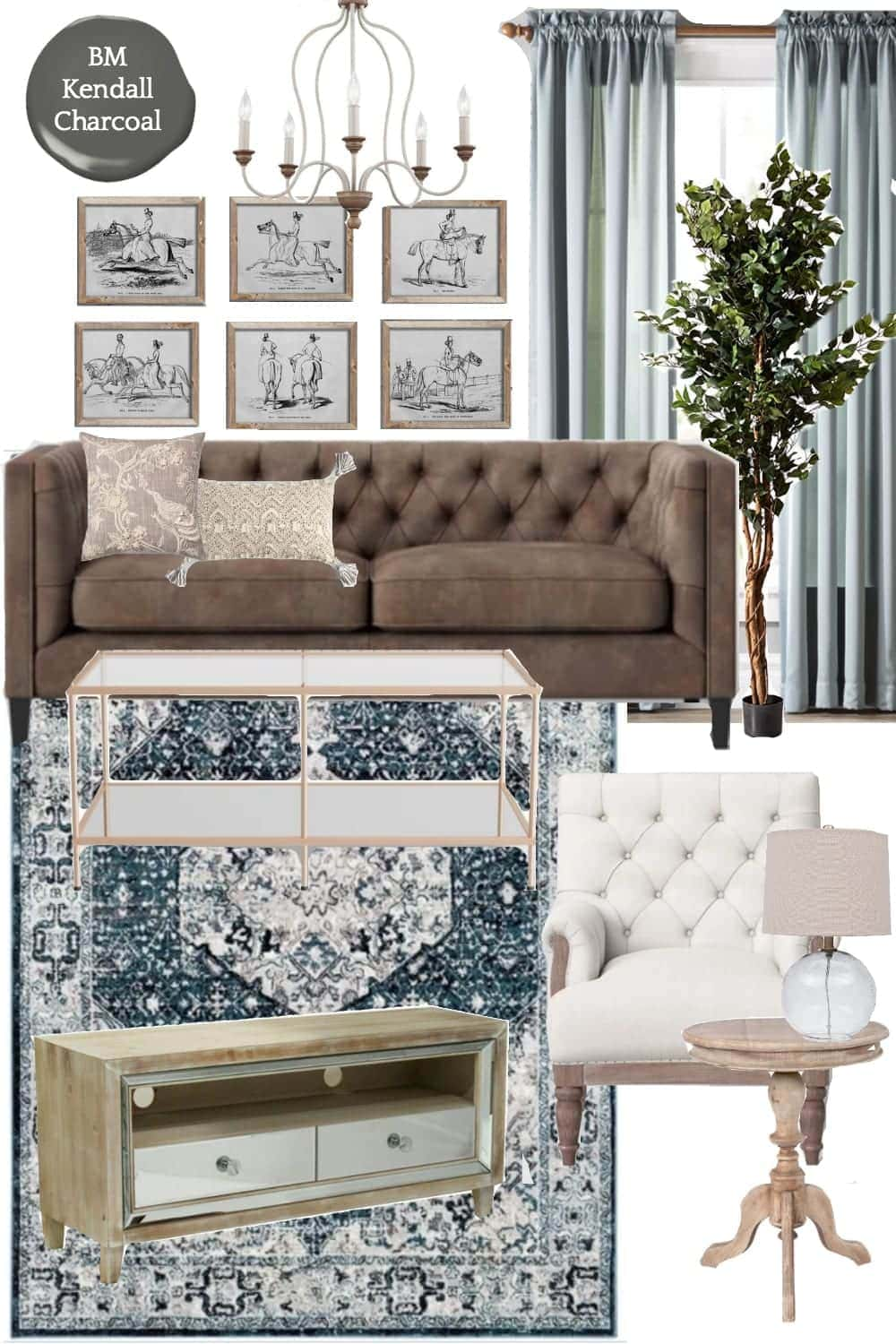 3 Living Room Designs Under 2 000 Bless Er House