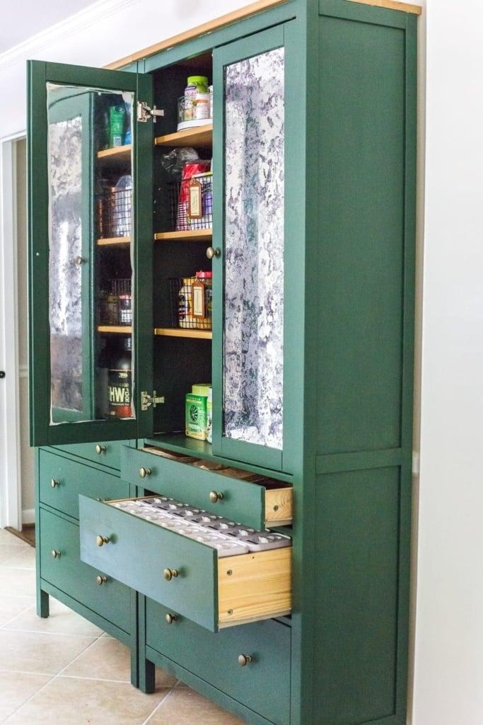 Ikea Kitchen Cupboard Storage