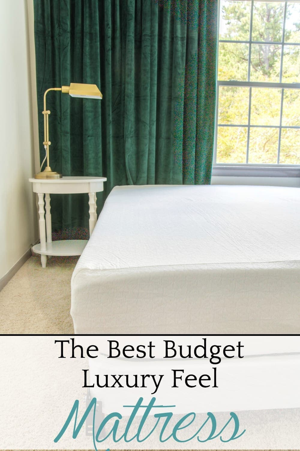 The Best Budget Luxury-Feel Mattress | Three mattresses, three different price points, and how they compare to find a luxury feeling mattress that doesn't break the bank.
