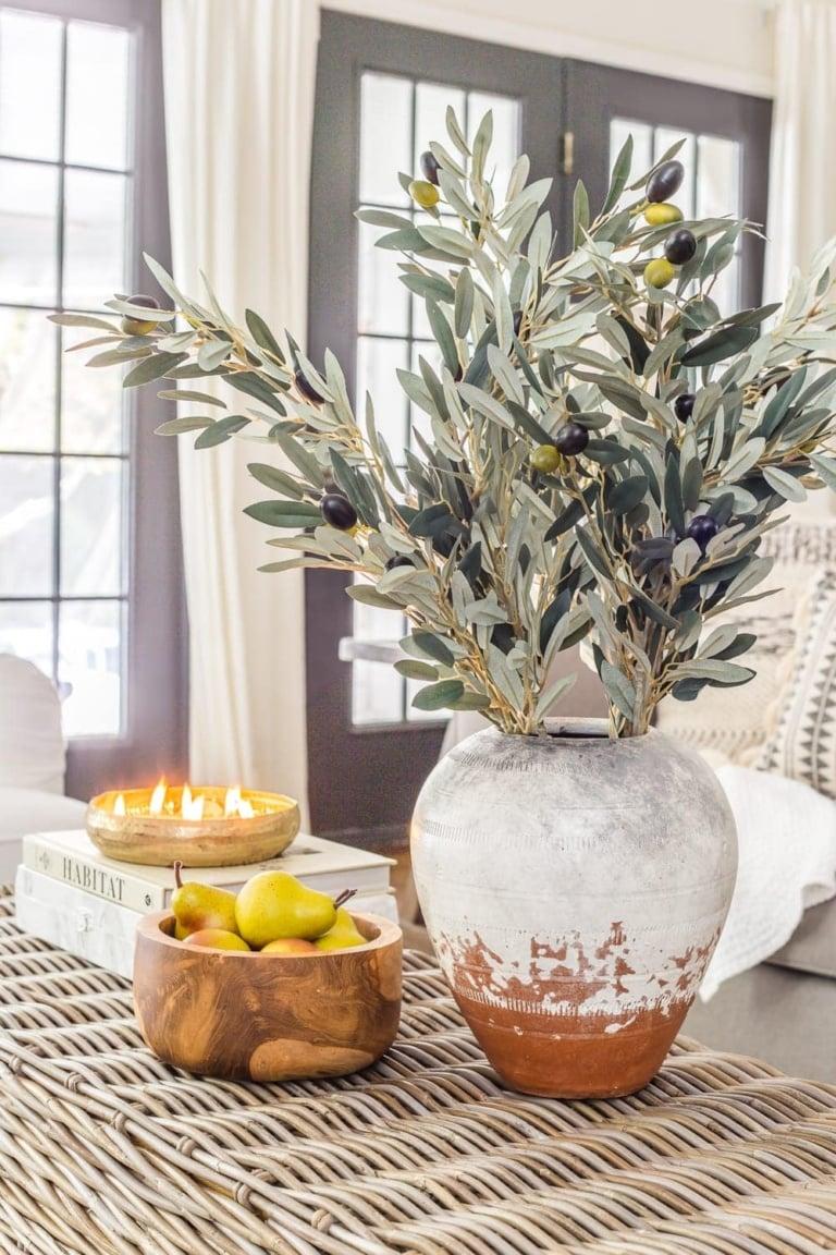 Neutral Fall Faux Greenery | Wayfair & Birch Lane Sales