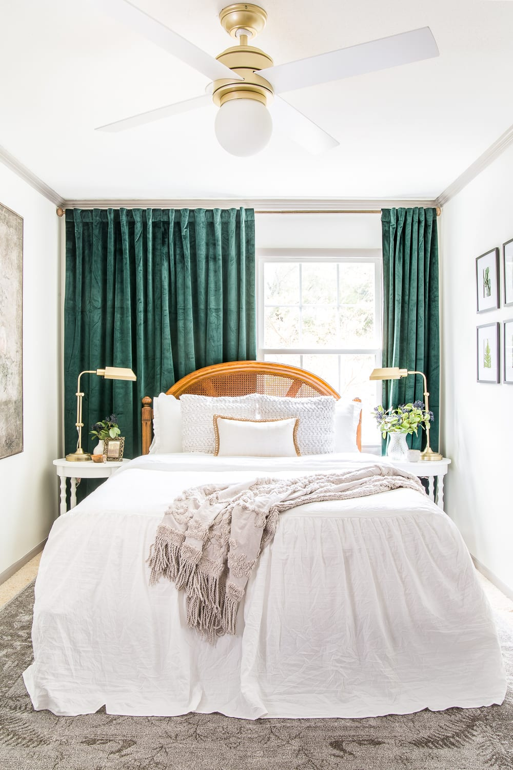 Our Guest Bedroom Makeover Reveal Bless Er House