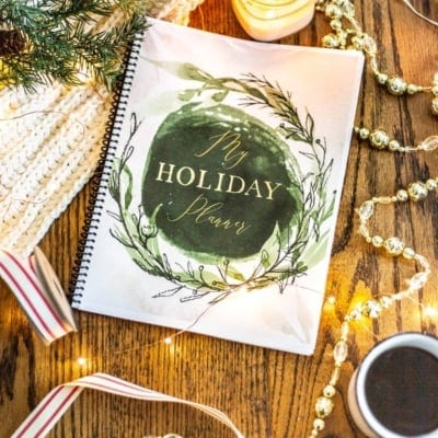 Stress-Free Holiday Planner Launch!