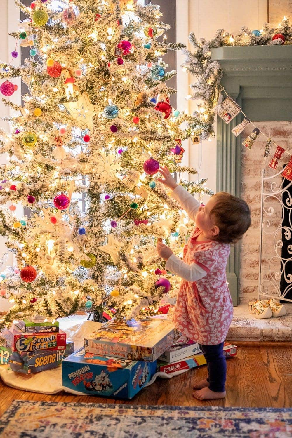 Christmas decor ideas | Christmas playroom
