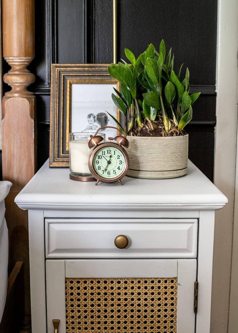 4 Simple Nightstand Decor Ideas Bless Er House