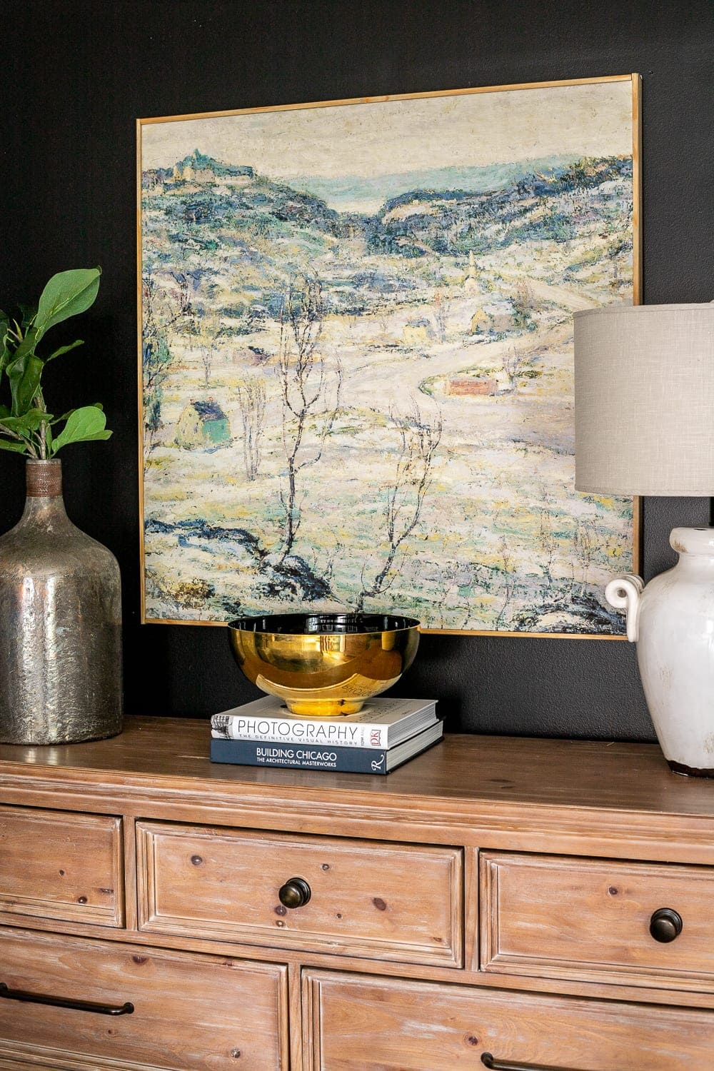 DIY large scale art for under $50