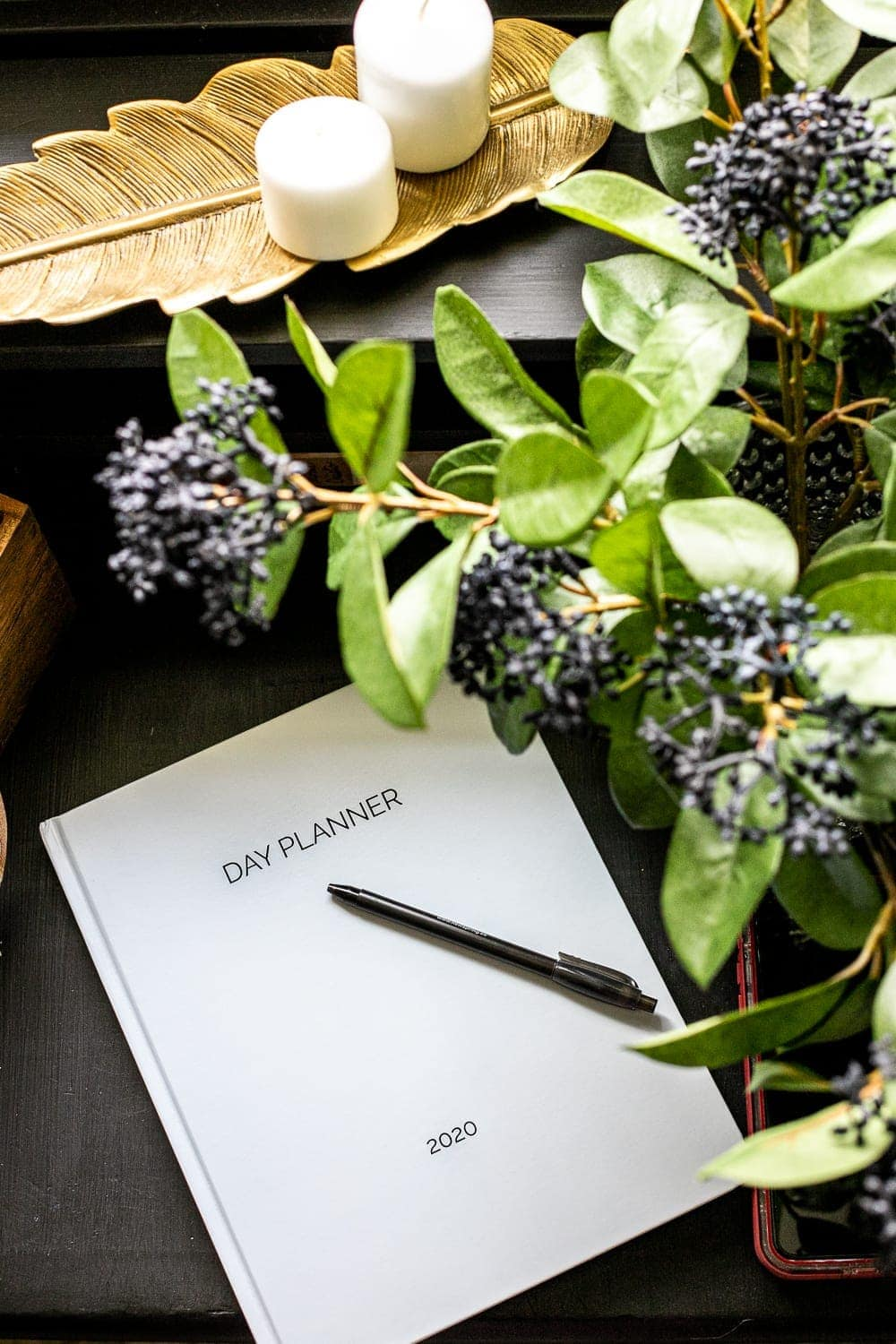 Favorite day planner and how to be more productive every day