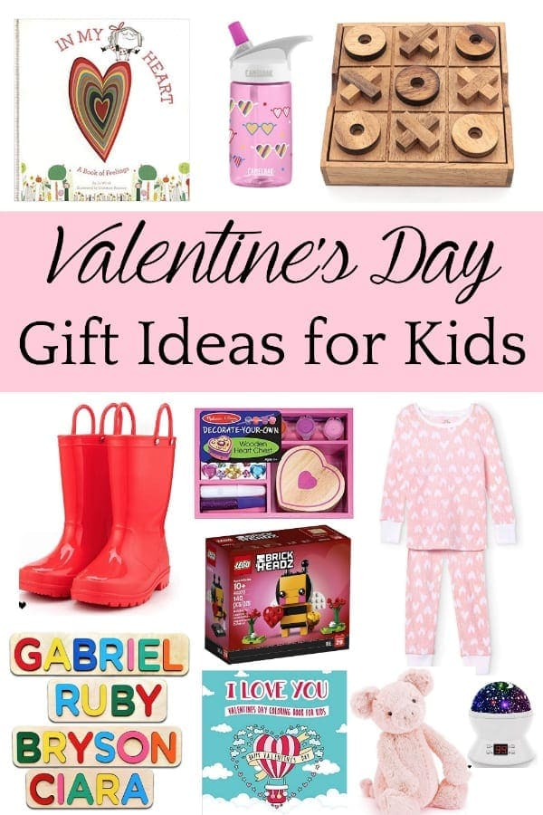 Valentine's Day Gift Ideas for Her | A round-up of the best Valentine's Day gift ideas for him, her, and kids and for all price ranges.