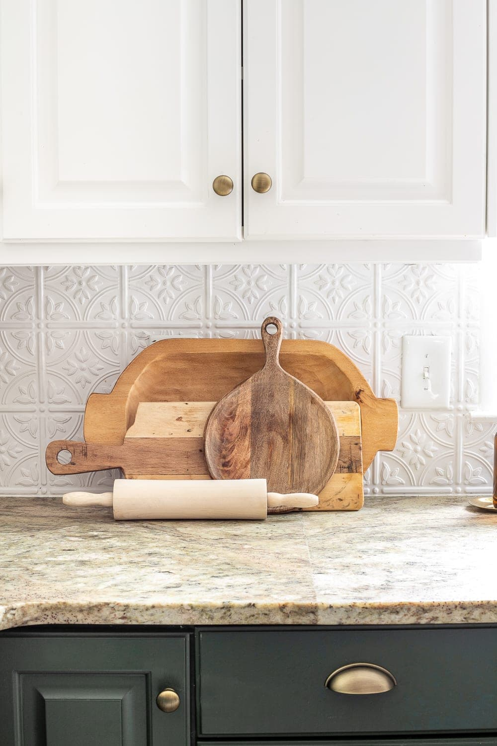cutting boards for kitchen counter decor