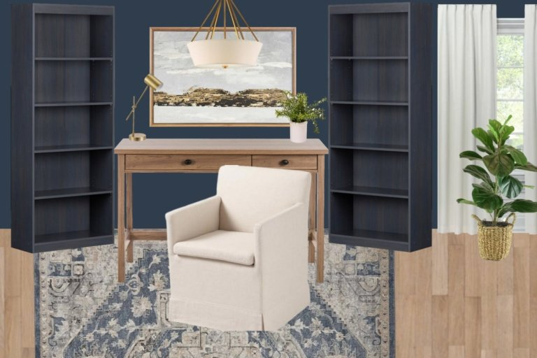 Mood Board Monday: Home Office Ideas Under $1200